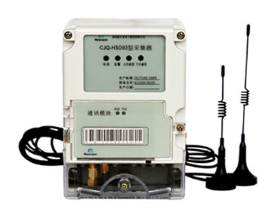 wireless AMR data collector